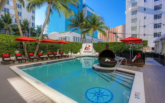 Hôtel Red South Beach 4*