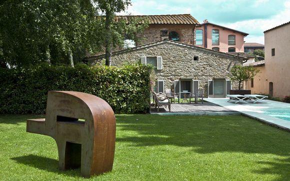 Poussez les portes du Riva Lofts Florence