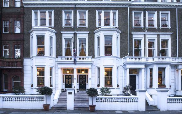The Cranley Hotel London 4*