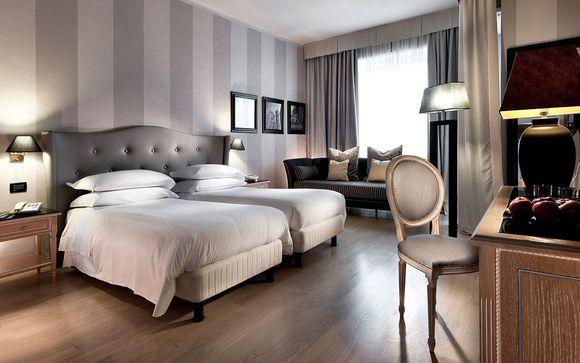 Hôtel Ambasciatori 4*