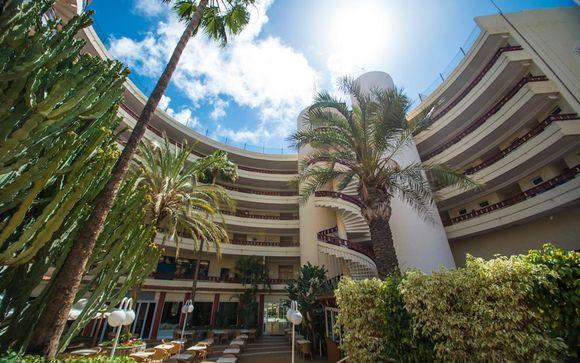 Poussez les portes de l'hôtel HL Rondo 4*
