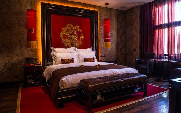 Buddha-Bar Hotel Prague 5*