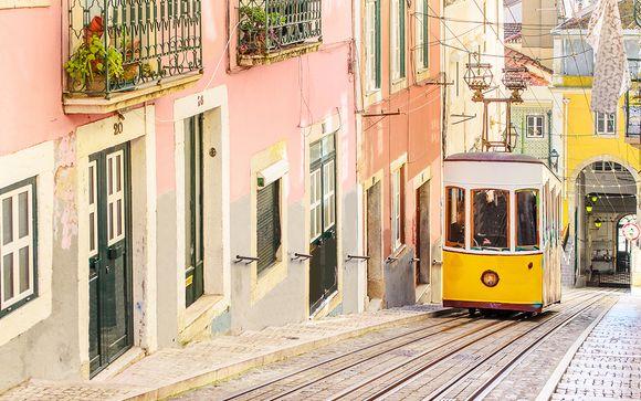 Un tramway nommé Lisbonne...