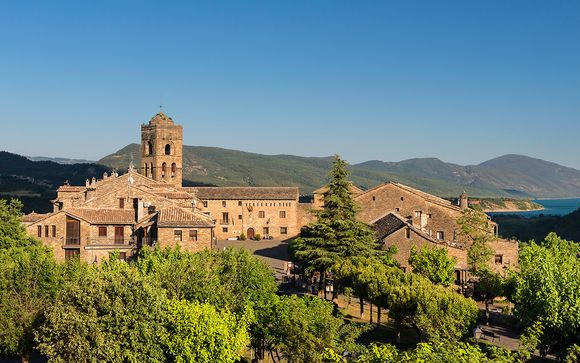 Hôtel Barcelo Monasterio de Boltana Spa 5*