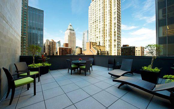 Hilton Garden Inn Central Park South NYC 4*