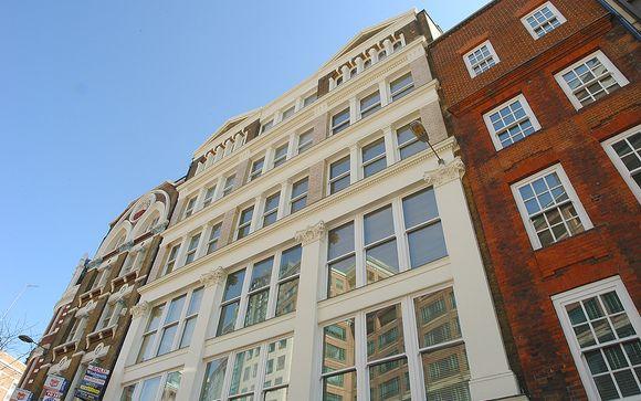 Aparthotel 196 bishopsgate 4 voyage priv jusqu 39 70 for Aparthotel londres centre