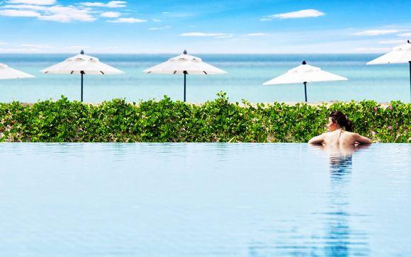 Poussez les portes de votre hôtel Kappa Club Thaï Beach Resort 5*