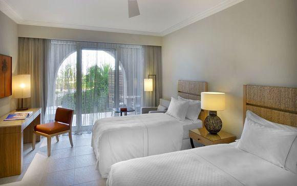 Poussez les portes de l'hôtel The Westin Resort Costa Navarino 5*