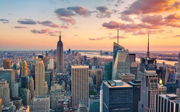 Rendez-vous... à New York et à Washington
