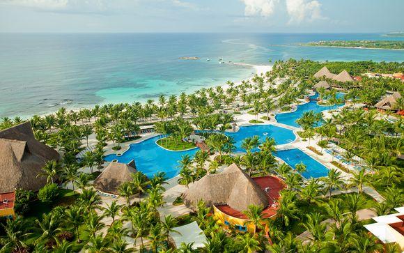 Hôtel Barcelo Maya Colonial 5* ou combiné-circuit Yucatan 4* ou 5*