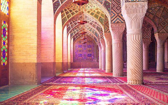 Zoom sur votre programme combiné en Iran et en Arménie