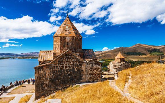 Rendez-vous... en Iran et en Arménie