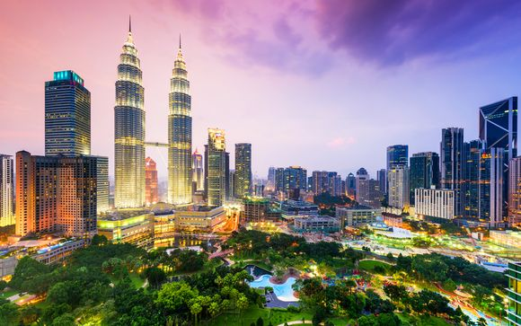 Autotour en Malaisie et extension balnéaire