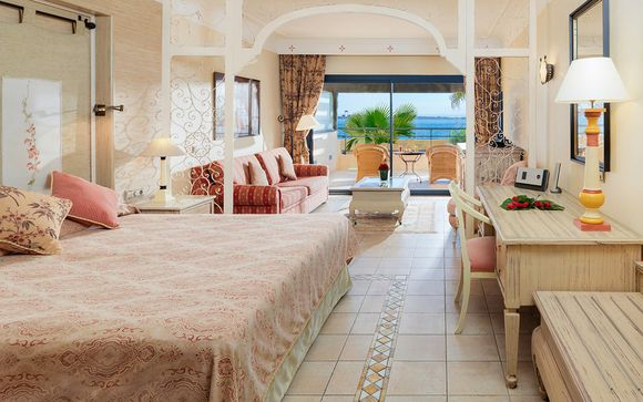 Poussez les portes du Grand Hotel Atlantis Bahia Real Grand Luxe 5*