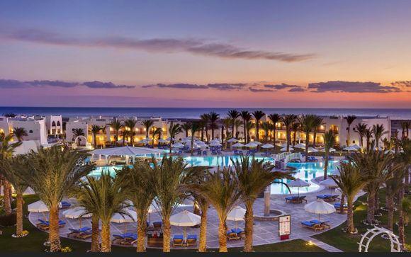 Hilton Nubian Resort 5* ou Combiné croisière Rêverie du Nil 5*