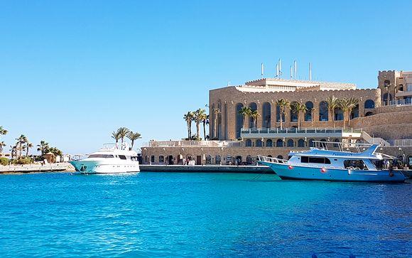 Hôtel Citadel Azur 5* et/ou combiné-croisière Rêverie du Nil