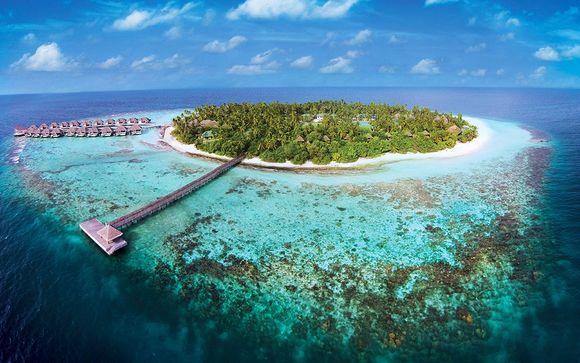 Outrigger Konotta Maldives Resort 5*