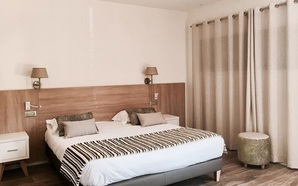 Poussez les portes de votre Hôtel & Résidence U Livanti
