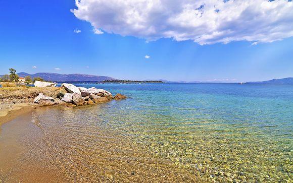 Farniente au bord de la mer Égée
