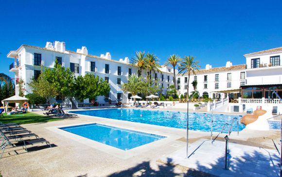 Poussez les portes de l'hôtel Ilunion Hacienda del Sol 4*