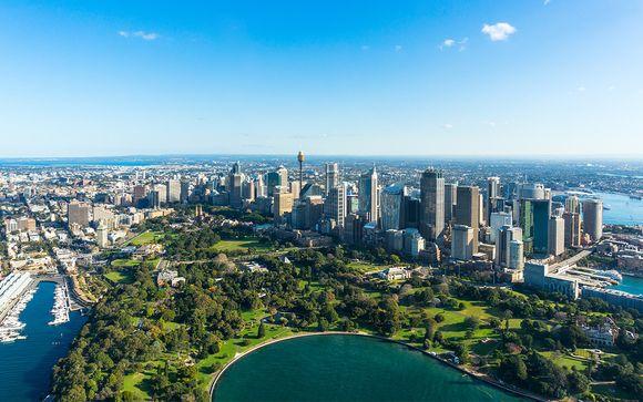 Zoom sur votre programme de Sydney à Cairns