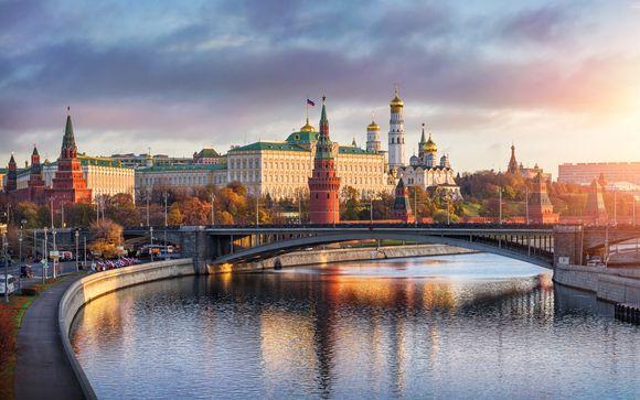 Croisi�re 4* ou 5* sur la Volga en 7 ou 10 nuits