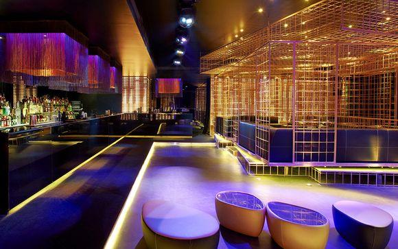 Poussez les portes de l'hôtel Melia Dubai 5*
