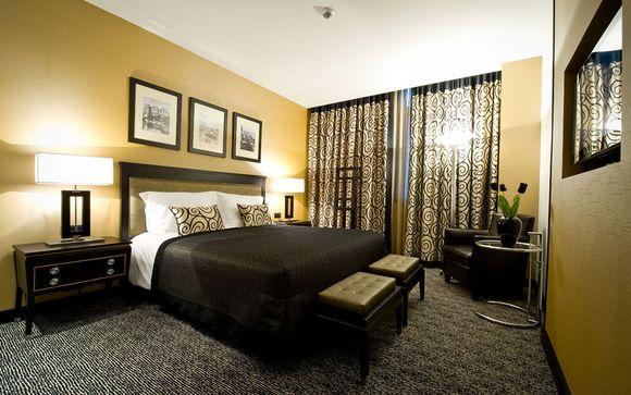 Poussez les portes de l'hôtel Sana Silver Coast 4*