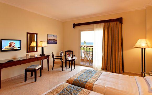 Poussez les portes de votre hôtel Three Corners Sunny Beach Resort 4*