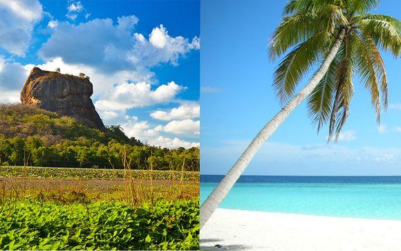 Circuit Les splendeurs du Sri Lanka et séjour aux Maldives