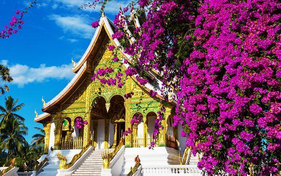 Zoom sur votre programme en 11 nuits avec extension Laos
