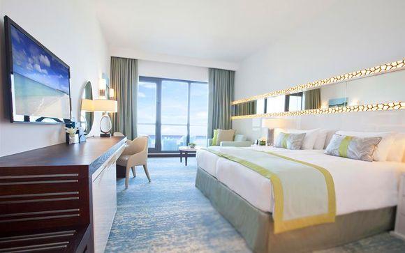 Poussez les portes de l'hôtel JA Ocean View Resort 4*