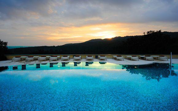Hôtel Petriolo Resort & Spa 5*