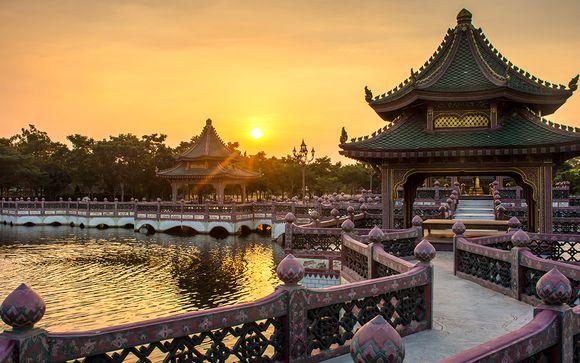 Circuit Découverte de la Chine et séjour possible à Hong Kong