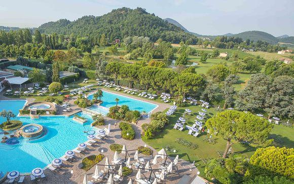 Hôtel Radisson Blu Resort Terme di Galzignano Sporting 4*