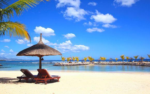 Hôtel InterContinental Mauritius 5*