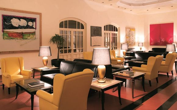 Poussez les portes de l'hôtel Altafiumara Resort & Spa 5*