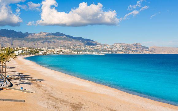 Albir Playa Hotel & Spa 4*