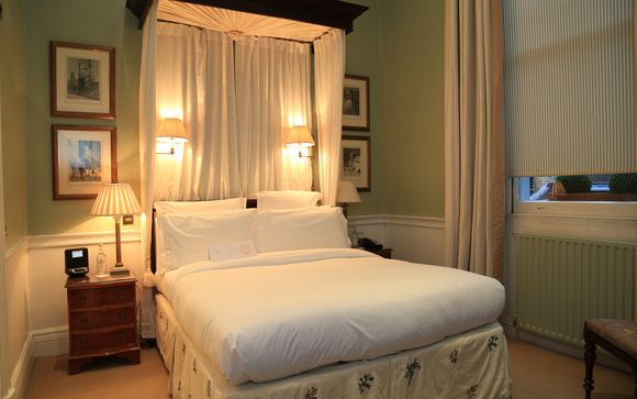 Poussez les portes du The Cranley Hotel 4*