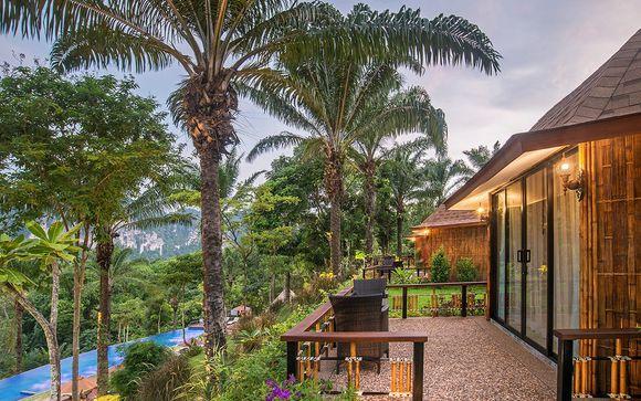 Poussez les portes de l'hôtel Aonang Fiore à Krabi