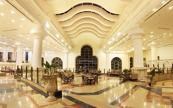 Poussez les portes du Pyramisa Sahl Hasheesh Resort 5*