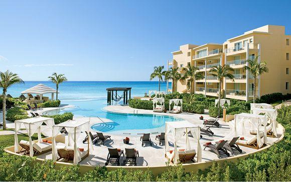 Hôtel Now Jade Riviera Cancun 5*