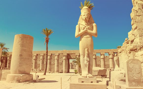 Croisière Parcours des Pharaons avec 10 visites incluses