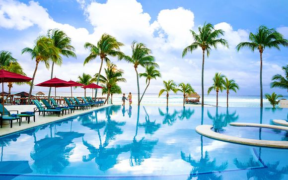 Azul Beach Resort The Fives 5* avec ou sans Circuit Yucatan