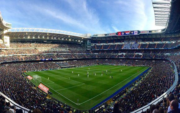FC Barcelone, Real Madrid et Atletico Madrid
