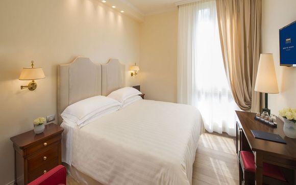 Poussez les portes de l'hôtel Grotta Giusti 4*