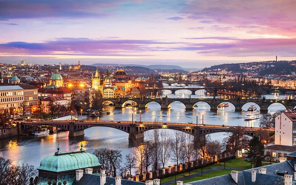 Panorama H�tel Prague 4*