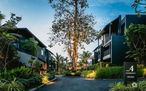 Poussez les portes de l'hôtel The ShellSea Krabi 5*