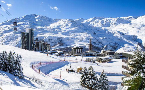 Soyez les premiers à réserver vos vacances au ski