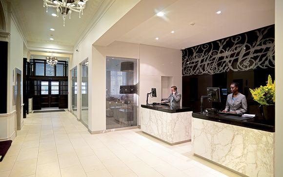 Poussez les portes de votre hôtel Thistle Holborn, The Kingsley 4*